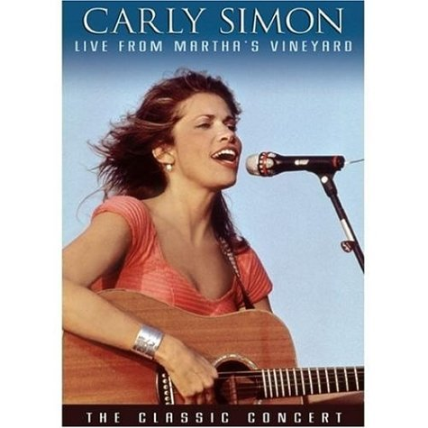 Carly Simon Live From Martha's Vineyard