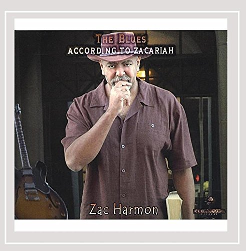 Harmon Zac Blues According To Zacariah