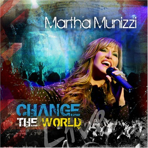 Martha Munizzi Change The World Incl. DVD