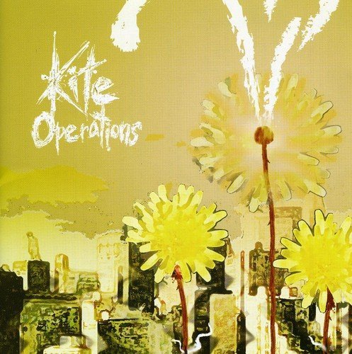Kite Operation Dandelion Day Import Eu Incl. Bonus Tracks