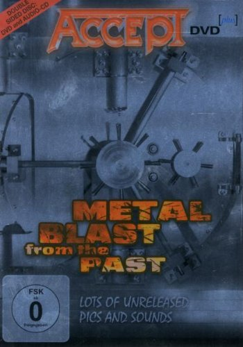Accept Metal Blast From The Past Dualdisc