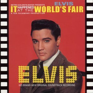 Elvis Presley It Happened At The World's... Import Gbr