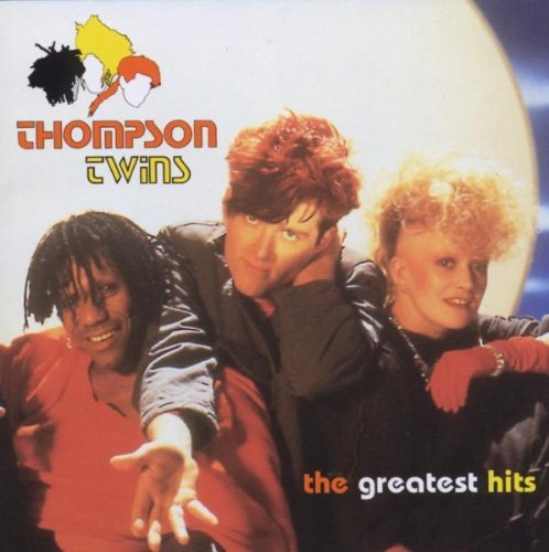 Thompson Twins Greatest Hits Import Eu