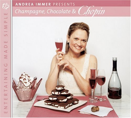 F. Chopin Andrea Immer Presents Champagn Enhanced CD Immer (nar)