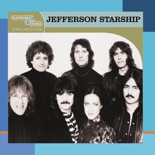 Jefferson Starship Platinum & Gold Collection Platinum & Gold Collection