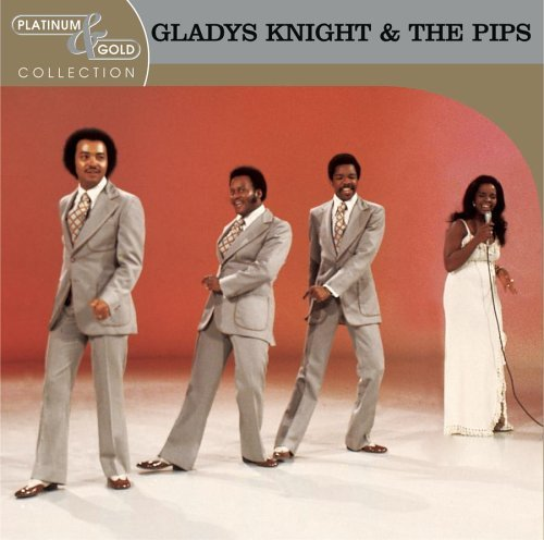 Gladys & The Pips Knight Platinum & Gold Collection CD R Platinum & Gold Collection