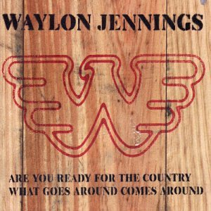 Jennings Waylon Are You Ready For The Import Gbr