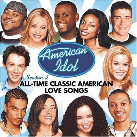 American Idol Season 2 All Time Classic Ame American Idol