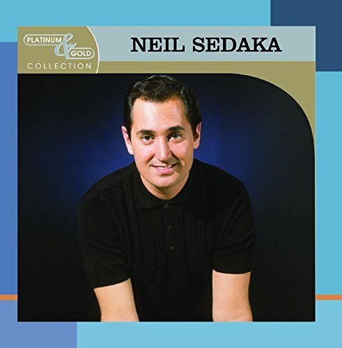 Neil Sedaka Platinum & Gold Collection CD R Platinum & Gold Collection