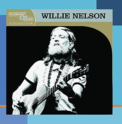Willie Nelson Platinum & Gold Collection CD R Platinum & Gold Collection