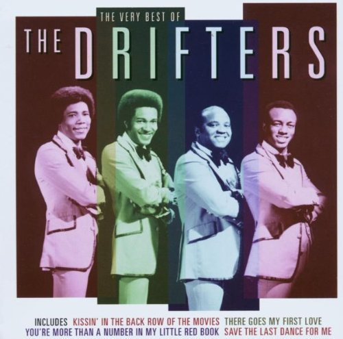 Drifters Very Best Of The Drifters Import Gbr