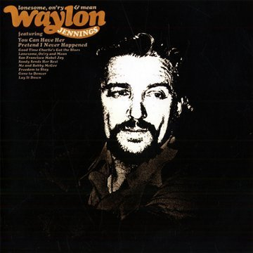 Jennings Waylon Lonesome On'ry & Mean
