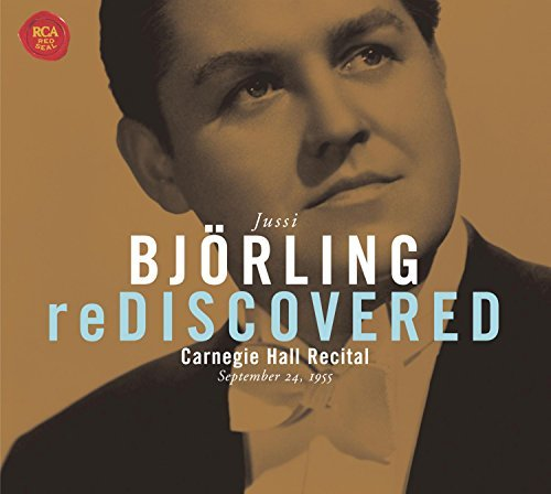 Jussi Bjorling Bjor Rediscovered