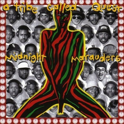 Tribe Called Quest Midnight Marauders Import Gbr