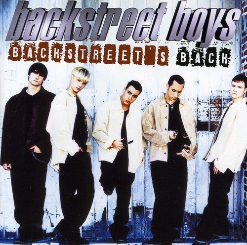 Backstreet Boys Backstreet's Back Import Eu
