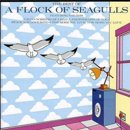 Flock Of Seagulls Best Of Flock Of Seagulls Import Eu