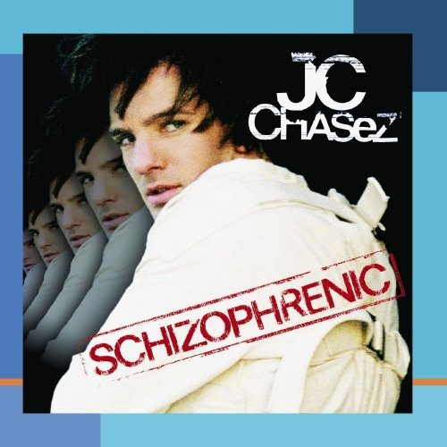 Jc Chasez Schizophrenic CD R