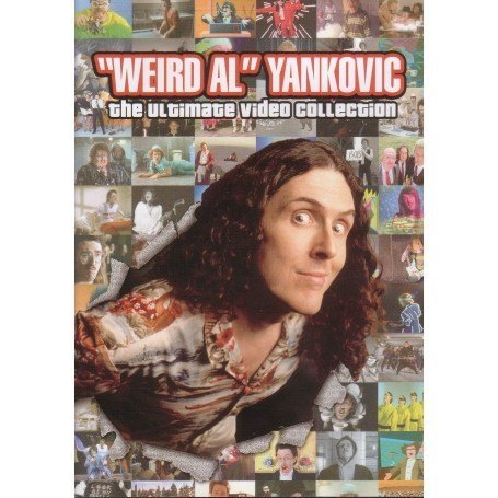 Weird Al Yankovic The Ultimate Video Collection Yankovic Weird Al