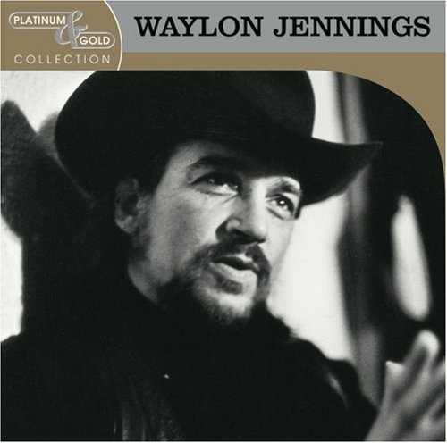 Waylon Jennings Platinum & Gold Collection CD R Platinum & Gold Collection