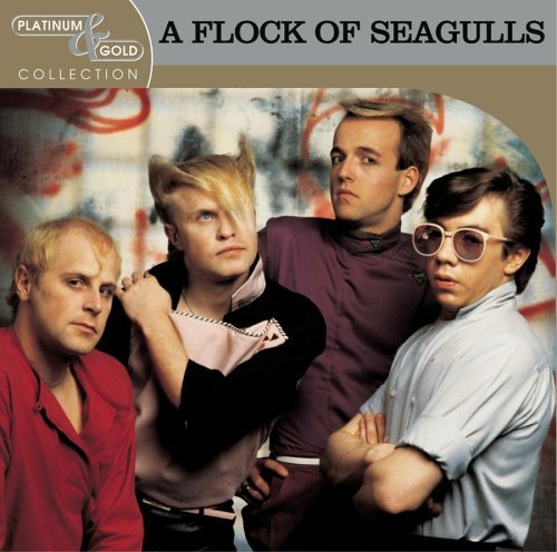 Flock Of Seagulls Platinum & Gold Collection Platinum & Gold Collection