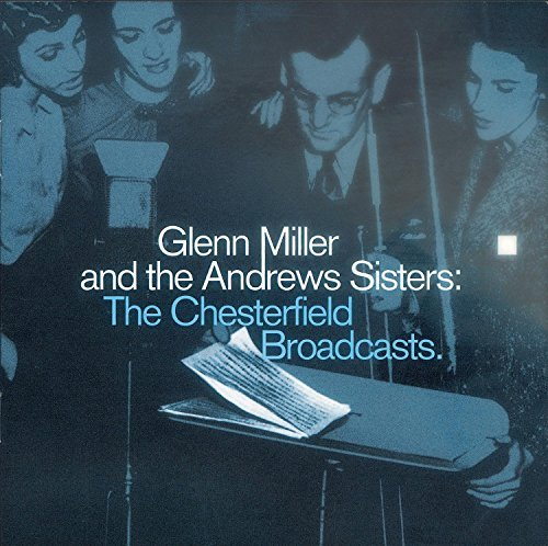 Miller Andrews Sisters Chesterfield Broadcasts 2 CD Set