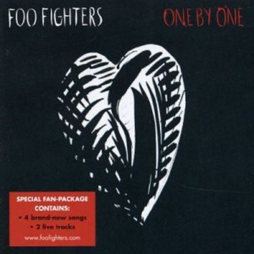 Foo Fighters One By One Import Eu Incl. 6 Bonus Tracks