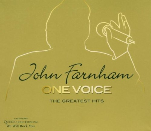John Farnham One Voice Greatest Hits Import Aus
