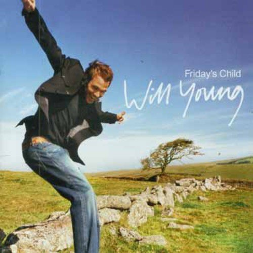 Will Young Friday's Child Import Gbr