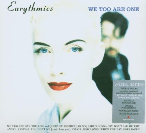 Eurythmics We Too Are One Incl. Bonus Tracks