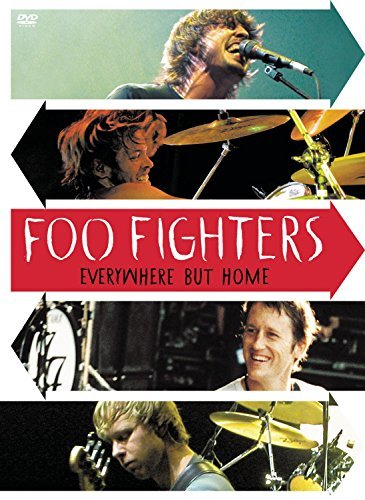 Foo Fighters Everywhere But Home
