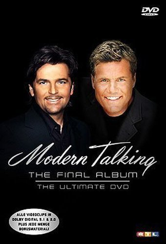 Modern Talking Final Album Import Eu Pal