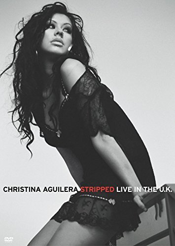 Christina Aguilera Stripped Live In The Uk Amaray Box
