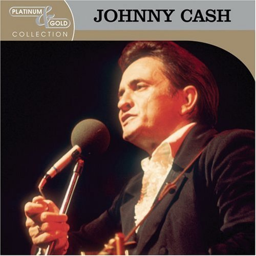 Johnny Cash Platinum & Gold Collection CD R Platinum & Gold Collection