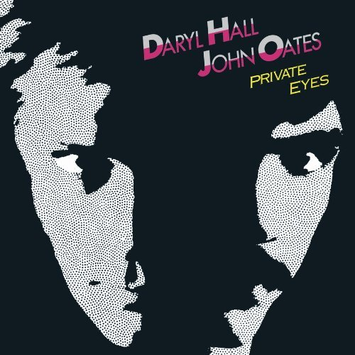 Hall & Oates Private Eyes