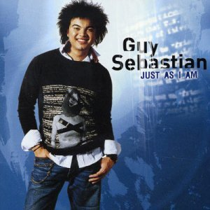 Guy Sebastian Just As I Am Import Aus