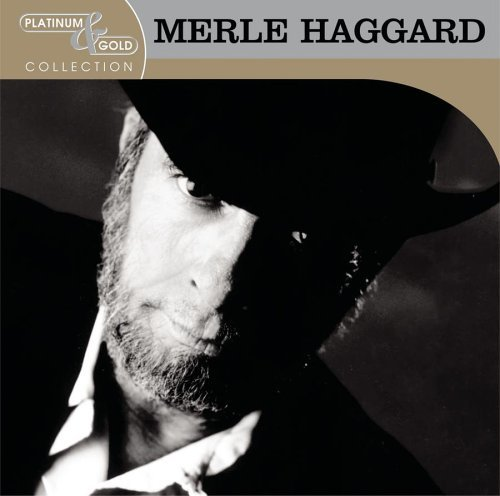 Merle Haggard Platinum & Gold Collection CD R Platinum & Gold Collection