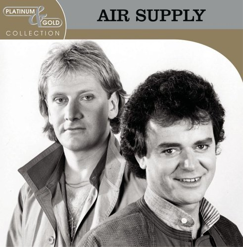Air Supply Platinum & Gold Collection CD R Platinum & Gold Collection