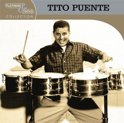 Tito Puente Platinum & Gold Collection CD R