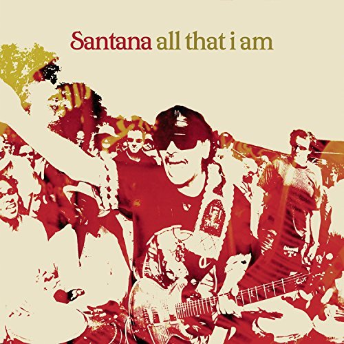 Santana All That I Am