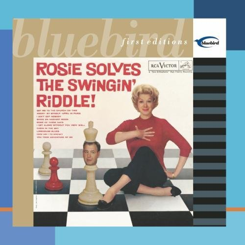 Rosemary Clooney Rosie Solves The Swingin' Ridd