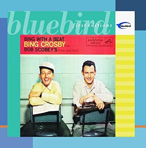 Bing Crosby Bing With A Beat CD R