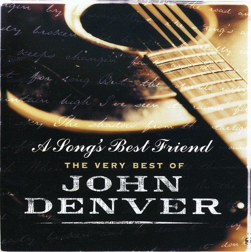 John Denver Song's Best Friend The Very Be Import Eu Incl. Bonus CD