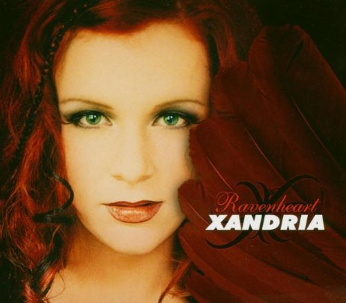 Xandria Ravenheart Import Eu Enhanced CD