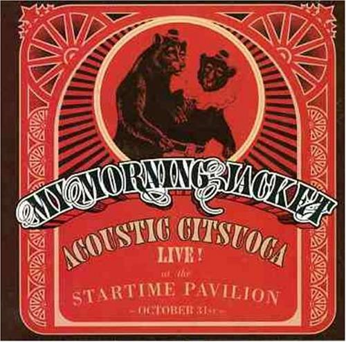 My Morning Jacket Acoustic Citsuoca Ep Import Can