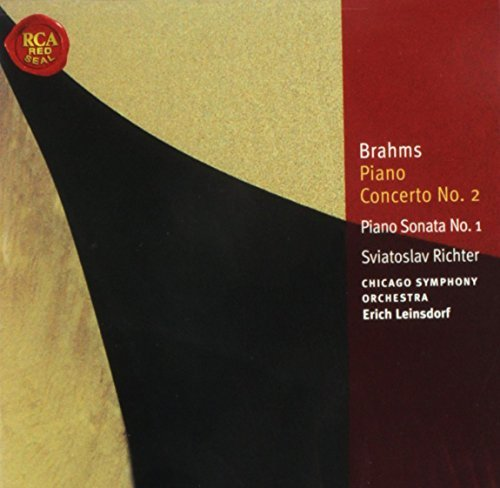 J. Brahms Piano Concerto 2 Cls Richter (pno) Leinsdorf Chicago So