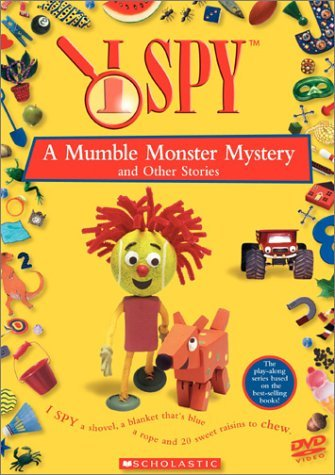 I Spy Vol. 1 Mumble Monster Mystery Clr Nr