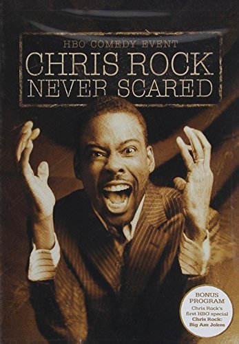 Chris Rock Never Scared Clr Nr