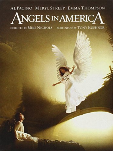 Angels In America Pacino Streep Thompson Clr Ws Nr