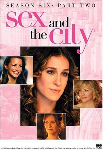 Sex & The City Season 6 Part 2 Clr Nr 3 DVD