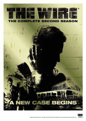Wire Season 2 DVD Nr